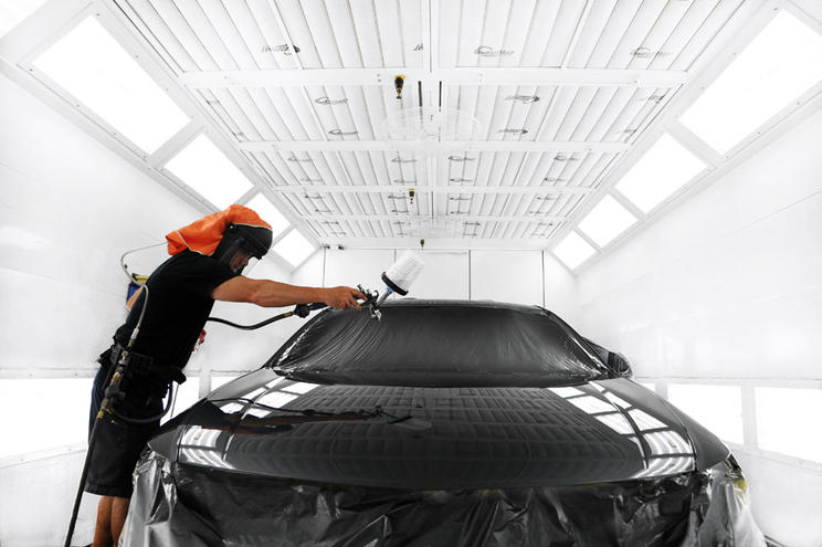 Automotive Painting and Body Technician Courses